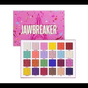 BNIB Jeffrey Star Jawbreaker Palette